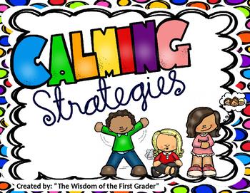 Calming Strategies for Kids