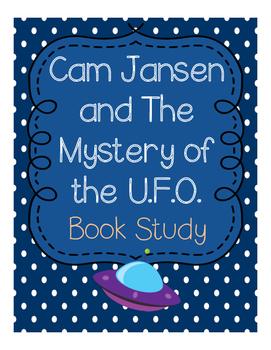Cam Jansen Mystery of the UFO