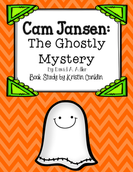Cam Jansen: The Ghostly Mystery