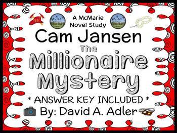 Cam Jansen: The Millionaire Mystery (David A. Adler) Novel