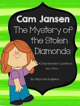 Cam Jansen The Mystery of the Stolen Diamond