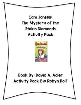 Cam Jansen: The Mystery of the Stolen Diamonds Comprehensi