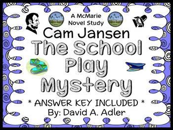 Cam Jansen: The School Play Mystery (David A. Adler) Novel