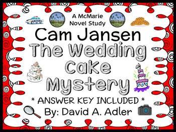 Cam Jansen: The Wedding Cake Mystery (David Adler) Novel S