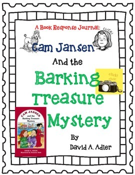 Cam Jansen and the Barking Treasure Mystery, A Complete Bo