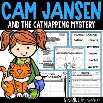 Cam Jansen and the Catnapping Mystery Book Questions and V