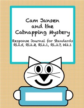 Cam Jansen and the Catnapping Mystery Response Journal