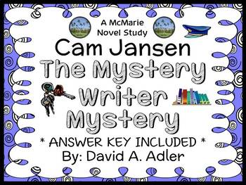 Cam Jansen and the Mystery Writer Mystery (David A. Adler)
