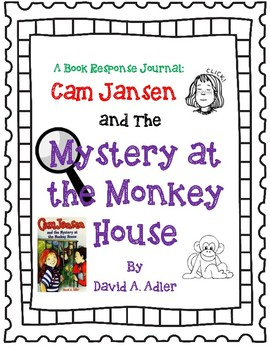 Cam Jansen and the Mystery at the Monkey House-A Complete