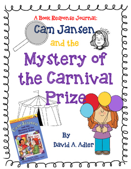 Cam Jansen and the Mystery of the Carnival Prize-Complete