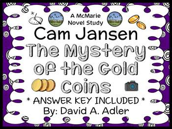Cam Jansen and the Mystery of the Gold Coins (David A. Adl