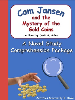 Cam Jansen and the Mystery of the Gold Coins Novel Study -
