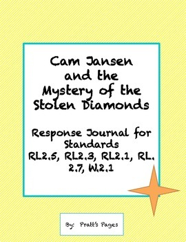 Cam Jansen and the Mystery of the Stolen Diamonds Response