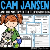 Cam Jansen and the Mystery of the Television Dog Book Ques