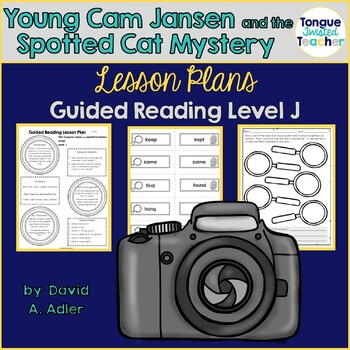 Young Cam Jansen and the Spotted Cat Mystery, Guided Readi