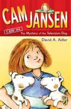 Cam Jansen and the Television Dog Test