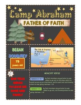 Camp Abraham Curriculum Lesson 1
