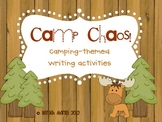 Camp Chaos! {Themed Writing Activities}