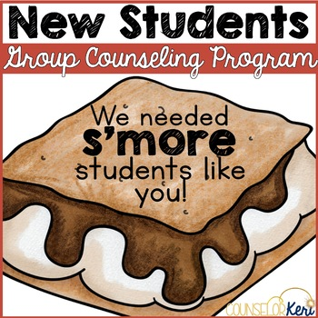 Small Group Counseling Program for New Students Elementary School