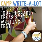 Camp Write a Lot STAAR Writing Test Prep