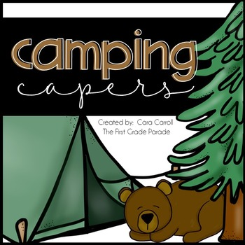 Camping Science, Math, & Literacy