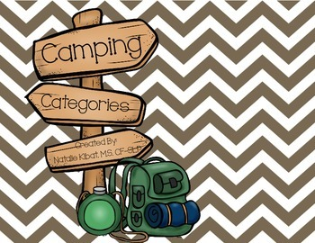 Camping Categories