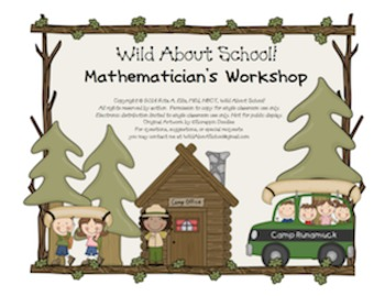 Camping Mathematicians Workshop Posters