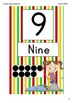 Camping Number Signs