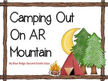 Camping Out On Ar Mountain: Editable AR Recording Log, Par