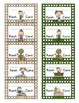 Camping Punch Cards