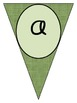 Camping Theme Pennant Banner
