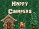 Camping Themed Classroom Kit Bundle - Complete Classroom P
