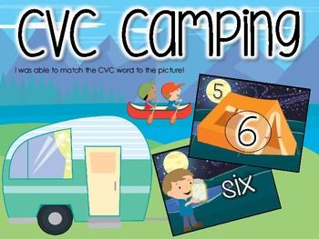 Camping theme CVC Work