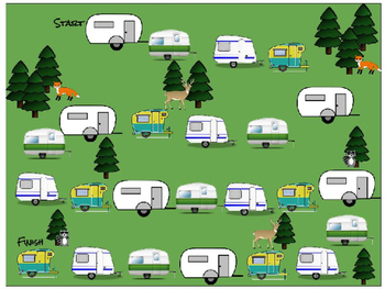 Camping theme pre-k activities