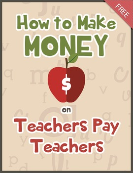 Can YOU make extra money on TpT? Find out with this FREE v