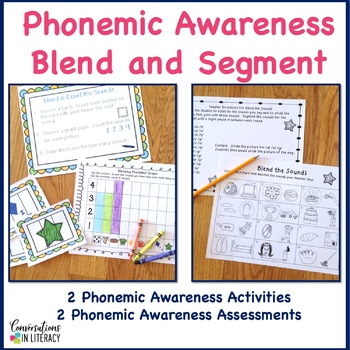 Can You Hear It?  Blending & Segmenting Phonemes