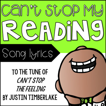 Can't Stop My Reading Lyrics