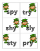 Can you Spy Lucky? {Y at the End of the Word Activity Pack}