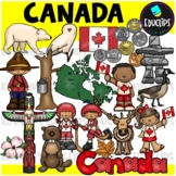 Canada Clip Art Bundle
