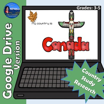 Canada Country Study - Google Drive Version