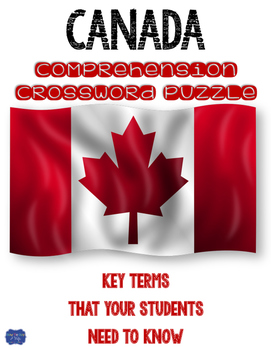 Canada Crossword