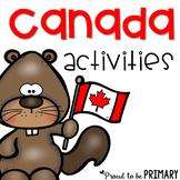Canada Day Activities