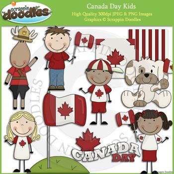 Canada Day Kids