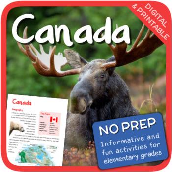 Canada (Fun stuff for elementary grades)