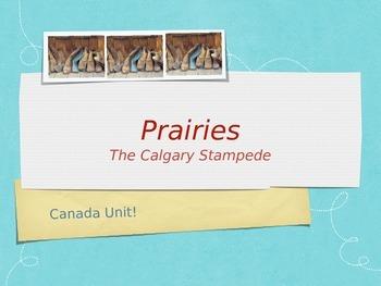 Canada Series: Prairies - Calgary Stampede Powerpoint