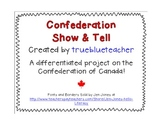 Canada's Confederation Show & Tell