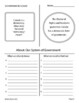 Canadian High School Civics  Graphic Organizers, Task Cards