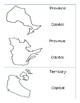 Canada's Provincial and Territorial Flip Book - Inquiry Ba