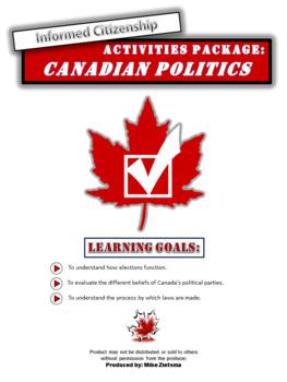 Canadian Civics:  Canadian Politics