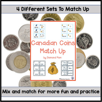 Canadian Coins Match Up